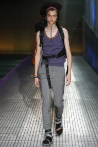 Image result for athletic wear runway 2017