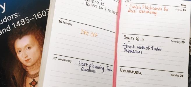 Exam Planning