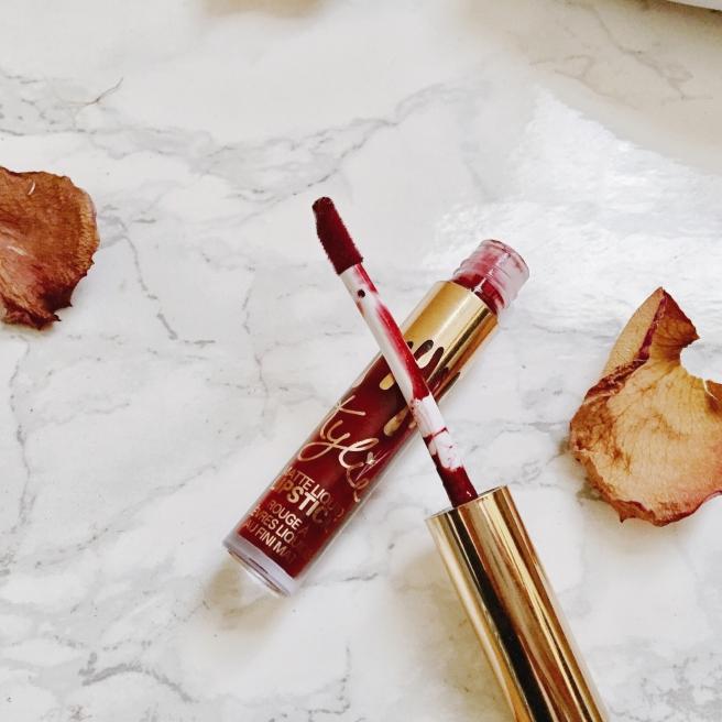 kylie jenner liquid lipstick