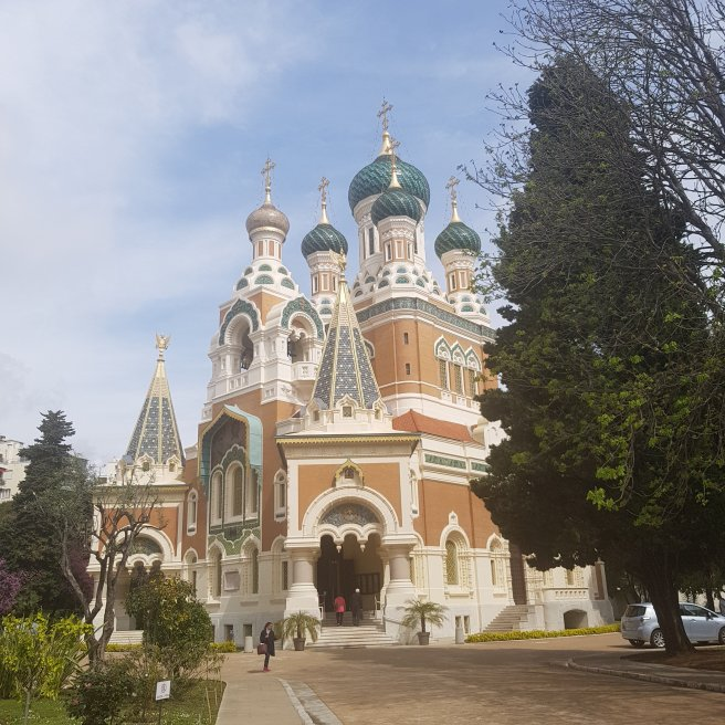 St Nicholas Russian Orthodox Church